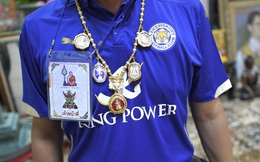 "Leicester & Phật giáo: 12 cao tăng ""hóa phép"" gì ở King Power?"