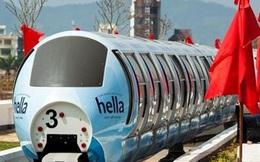 8.400 tỷ xây tuyến tàu điện một ray ở Sài Gòn
