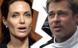 NÓNG: Angelina Jolie nộp đơn xin ly hôn với Brad Pitt