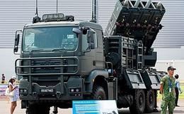 Lục quân Ấn Độ muốn sở hữu tổ hợp tên lửa Spyder