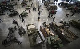 Đã mắt với dàn xe quân sự Thế chiến thứ 2