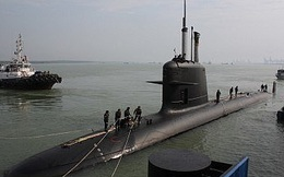 """Indonesia """"tậu"""" tàu ngầm Scorpene của Pháp?"""