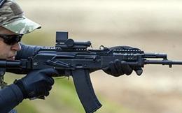 Hé lộ vũ khí tối tân của lực lượng Vệ binh Quốc gia Nga
