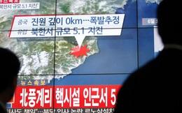 """Vụ thử bom H: """"Mọi lựa chọn của TG với Triều Tiên đều là tồi tệ"""""""