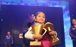Tết vui của nhà vô địch thế giới 8 tuổi Cẩm Hiền