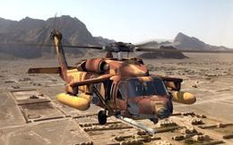 """""""Diều hâu đen"""" - Đối thủ chính của Mi-171 tại Việt Nam"""