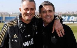 """Trợ lý của Mourinho là """"hàng lởm"""", từng bị Bình Dương sa thải"""