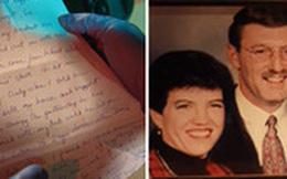 Ly kỳ câu chuyện người chết vạch mặt thủ phạm bằng một lá thư giấu kín trong tủ