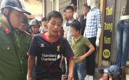 Hà Nội: Cô gái bị người yêu đánh đập dã man giữa phố đông người