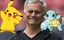 Jose Mourinho cấm học trò chơi Pokemon Go