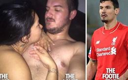 """Sao Liverpool sốc nặng vì bị vợ """"cắm sừng"""""""