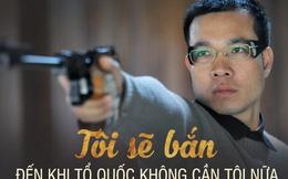 """""""Cứ gặp Hoàng Xuân Vinh là tôi chỉ biết ôm lấy cậu ấy"""""""