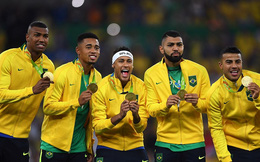 Neymar sắm vai người hùng, bóng đá Brazil lần đầu giành vàng Olympic