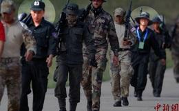 Cảnh sát cơ động Việt Nam tham gia thi bắn tỉa ở Trung Quốc?