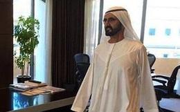 Quyết định đi vi hành, quốc vương Dubai tận mắt chứng kiến một cảnh tượng bẽ bàng