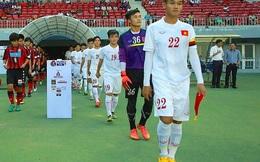 U19 Việt Nam phản ứng đáng khen trước chỉ trích của CĐV nhà