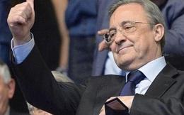 Tin vui bay về Real Madrid