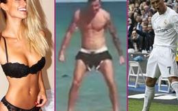 """Cris Ronaldo bị """"troll"""" vì cặp kè cựu Hoa hậu TBN"""