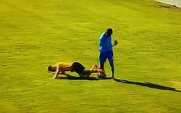"""Thích """"làm màu"""", con trai Zidane nhận cái kết đắng"""