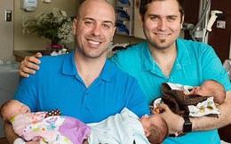 Cấy 2 phôi vào người mang thai hộ, cặp đôi đồng tính nhận kết quả không thể bất ngờ hơn