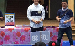 """Sao nhí """"Mặt trăng ôm mặt trời"""" xuất hiện tại trường học ở Quảng Trị"""