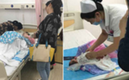 Cô bé 16 tuổi sinh con với bạn trai 30 tuổi để đem cho vì không đủ can đảm phá thai