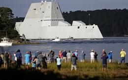 Ngày mai, Mỹ biên chế chiến hạm tàng hình tối tân nhất thế giới, bố trí tại châu Á - TBD