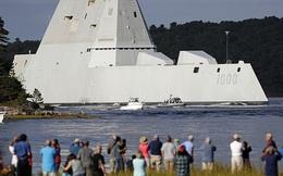 """Mỹ sẽ dùng tàu khu trục mạnh nhất thế giới trấn áp """"những thế lực đen tối"""" ở châu Á"""