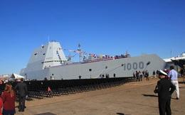 [ẢNH] Mỹ biên chế chiến hạm tàng hình tối tân nhất thế giới