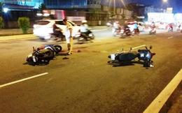 Va chạm giao thông, người đàn ông ngã đập đầu xuống đường tử vong