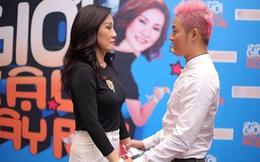 """Thanh Duy Idol bật khóc khi bị đàn chị """"gây khó dễ"""""""