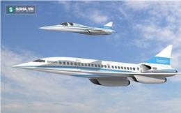 Máy bay siêu thanh đời mới này sẽ thay thế xứng đáng vị trí bỏ trống của Concorde