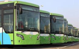 Ngày 15-12, buýt nhanh không chạy thử trên đường phố Hà Nội
