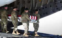 Chống IS, lính Mỹ chết vì tự tử nhiều hơn chiến đấu