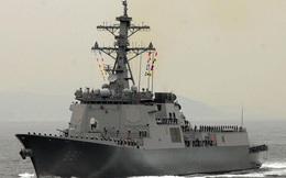 Khu trục hạm Aegis lớn nhất thế giới của Hải quân Hàn Quốc