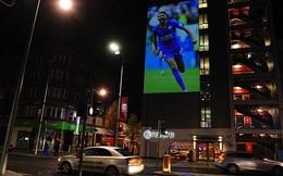 Thành phố Leicester tưng bừng trang trí chờ nhận cúp
