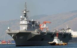 Tàu chiến Nhật tới Philippines, thách thức Trung Quốc