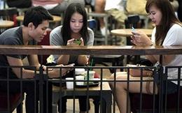 Nhà hàng đặc biệt tuyên bố miễn phí đồ ăn cho khách nếu không dùng điện thoại khi ăn