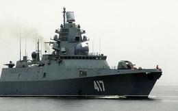 Hải quân Nga nhận tàu hộ vệ mạnh nhất trong lịch sử
