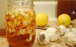 Ăn tỏi với mật ong lúc bụng đói meo mỗi ngày: Điều tuyệt vời sẽ xảy ra