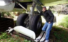 Biến siêu phẩm máy bay Boeing 1 thời thành nhà riêng với 220.000 USD