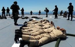 [Ảnh] Quân đội Việt Nam trong cuộc tập trận chống khủng bố trên biển ở Brunei