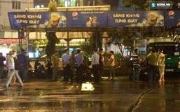 Truy bắt nghi can nổ súng truy sát người tại Bến xe Miền Đông