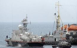 """Hải quân Ukraine chỉ """"tồn tại trên giấy"""""""
