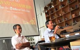 """Ông Huỳnh Văn Nén: """"Giờ là lúc tôi phải bù đắp cho vợ con"""""""