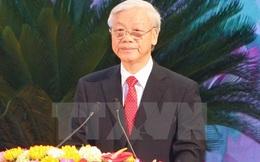 Công bố quyết định Bộ Chính trị chỉ định Quân ủy Trung ương