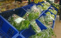 """Bỏ tiền mua """"rau an toàn"""" ở siêu thị, độ an toàn đến đâu?"""