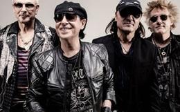 Ban nhạc nổi tiếng thế giới Scorpions sắp đến Hà Nội biểu diễn
