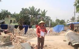 """Phó Chủ tịch Đà Nẵng: Xin lỗi, giao đất ngay cho 11 hộ dân """"đập nhà ra ở lán"""""""