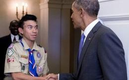 Câu chuyện về cậu bé 16 tuổi gốc Việt được gặp tổng thống Obama